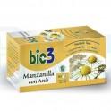 Bie3 Manzanilla con Anís 25 bolsas