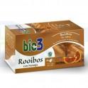 Bie3 Rooibos con Naranja 25 bolsas