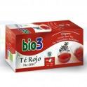 Bio3 Té Rojo Pu-erh Caja 100 bolsas