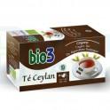 Bio3 Té Ceylan Ecológico 25 bolsas