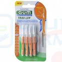 Gum Trav-ler cepillo interdental 1314 0,8mm 6uds