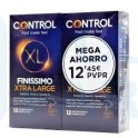 Pack duplo Control Finissimo XL 12 unidades