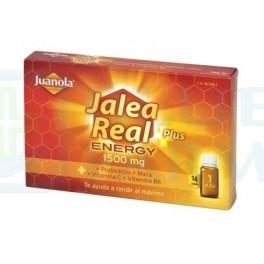 Jalea Real Energy Plus Juanola 14 viales