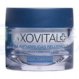 Axovital Crema Antiarrugas Rellenadora SPF 15 50ml