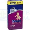 Pañal Dodot Activity Talla 4 10-15 kgs 52 unidades