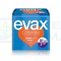 Evax Cottonlike Super Compresas con Alas 12 unidades