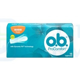 Tampones OB Procomfort Super 32 unidades