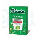 Caramelo Ricola Eucaliptus 50g