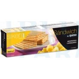 SikenDiet Sándwich de Queso 6 uds