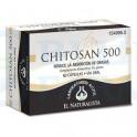 El naturalista Chitosan 60 cápsulas