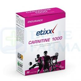 Etixx Carnitine 1000 30 tabletas