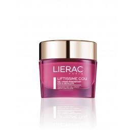Lierac Liftissime Cuello & Escote gel-crema redensificante 50 ml