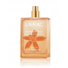 Lierac Eau Sensorielle Agua sensorial con 3 flores blancas 100 ml