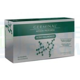 Germinal Acción profunda  Ácido Hialurónico 30 monodosis + regalo 5 ampollas flash