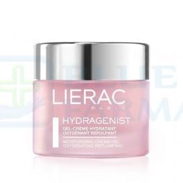 Lierac Hydragenist Gel-crema Hidratación Oxigenante Rellenador 50 ml