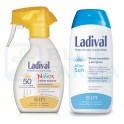 Ladival Spray Niños y Pieles atópicas SPF 50+ 200 ml + AfterSun Regalo