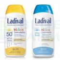 Ladival Leche Niños y Pieles atópicas SPF 50+ 200 ml + AfterSun de Regalo