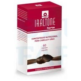 Iraltone Forte Concentrado Nutricional para Cabello y Uñas 60 cap
