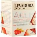 Leo Levadura de Cerveza con Vitaminas A + E 60 Comprimidos