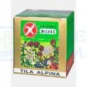 Milvus Tila Alpina Flor 10 bolsitas