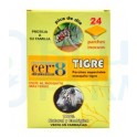 Cer8 Parches Antimosquito Tigre 24uds