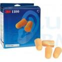 Tapones Oídos 3M R1100. 2 pares