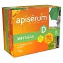 Apiserum Defensas 1500 mg Jalea Real 20 viales