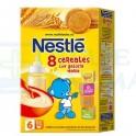 Nestle Papilla 8 Cereales Galleta Maria 600 gr