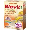 Blevit Plus 8 Cereales con Espelta con Plátano 300 g