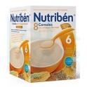 Nutriben 8 Cereales con Miel y Galleta María 300 g