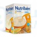 Nutriben 8 Cereales con Calcio y Miel 300 g