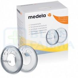 Protectores de pezones Medela 2 unds