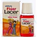 Colutorio Flúor Lacer Fresa 0,2% Semanal 100 ml