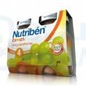 Nutribén Zumo Uva y Zanahoria 2 unidades 130 g