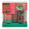 Suavinex Baby Art Pack Biberones Boca Ancha Tetina Látex 2 unidades