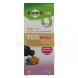 Juanola Jarabe Tos Niños 150 ml