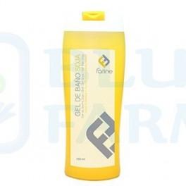 Farline Gel de Baño Soja 750 ml