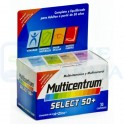 Multicentrum Select 50 + 30 comprimidos