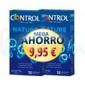 Preservativos Control Adapta Nature 12uds