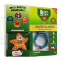 "Relec Pulsera Click-Clack Antimosquitos Estrella ""Puntas"""