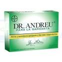 Pastillas Dr Andreu para la Garganta 24 pastillas