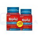MegaRed Omega-3 con Aceite de Krill 60 + 20 cápsulas