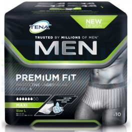Tena Men Level4 10 uds