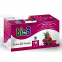 Bie3 Té de Frutas del Bosque 25 bolsas