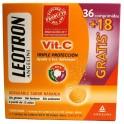 Leotron Vitamina C 36 + 18 comprimidos gratis