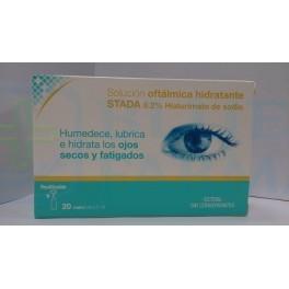 Stada Solución Oftálmica Hidratante 20 x 0.5ml