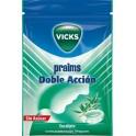 Vicks Praims Doble Acción Sin Azucar Bolsa 72gr