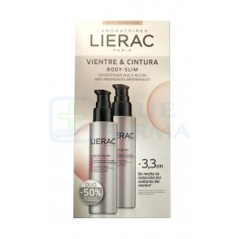 Lierac Pack DUO Body Slim Vientre y Cintura 2 x 100 ml
