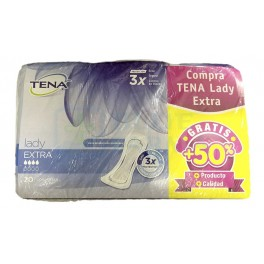Tena Lady Extra Duo Pack 20 +10 compresas