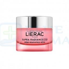 Lierac Supra Radiance crema renovadora noche 50ml